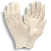 3410XS STANDARD WEIGHT  NATURAL  POLY/COTTON MACHINE KNIT Cordova Safety Products