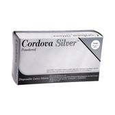 4025XL CORDOVA SILVER II™ LATEX  COMMODITY/INDUSTRIAL GRADE  POWDERED Cordova Safety Products