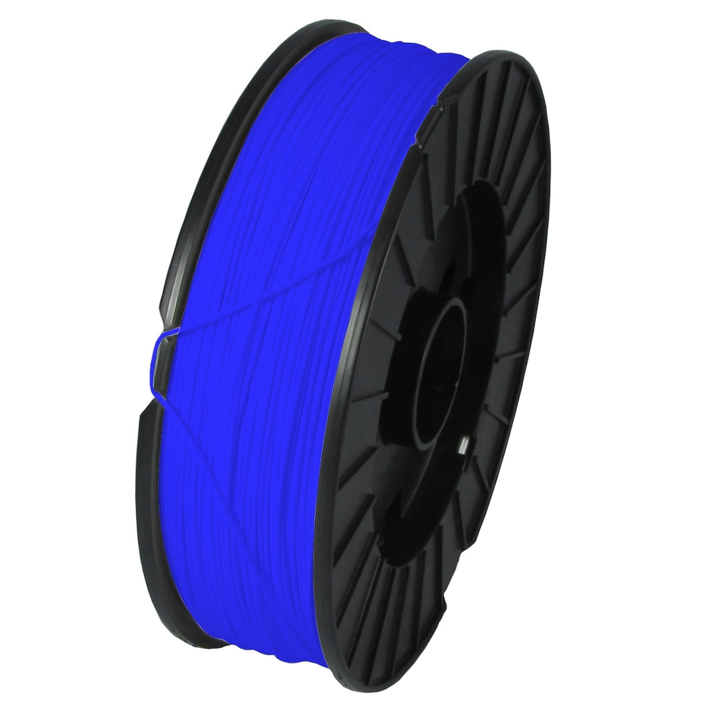 ABS P430 COMPATIBLE WITH STRATASYS P430  FILAMENT CARTRIDGES/CASSETTES FOR DIMENSION 768 3D PRINTERS: COLOR BLUE