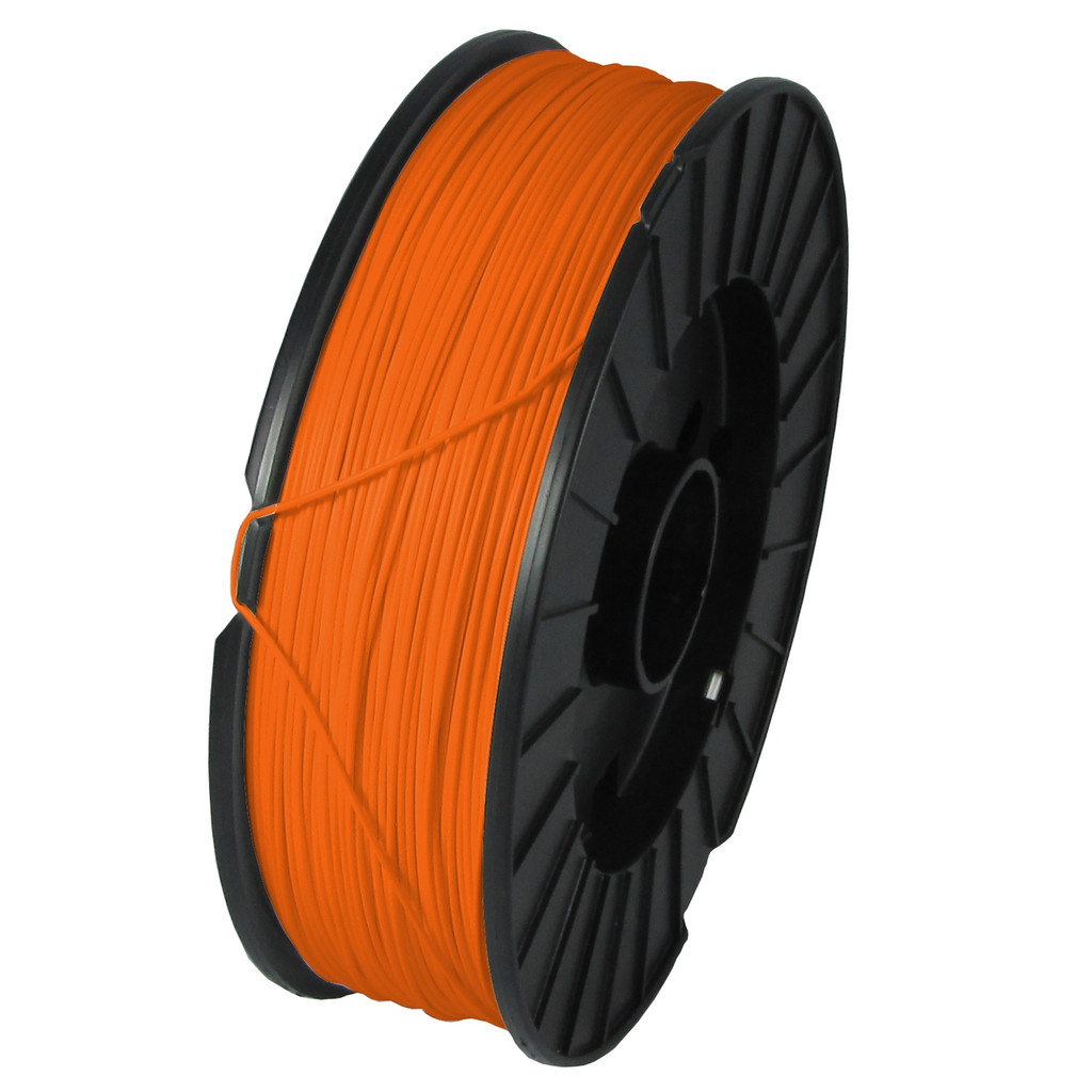 ABS P430 COMPATIBLE WITH STSRATASYS P430  FILAMENT CARTRIDGES/CASSETTES FOR DIMENSION 768 3D PRINTERS: COLOR ORANGE