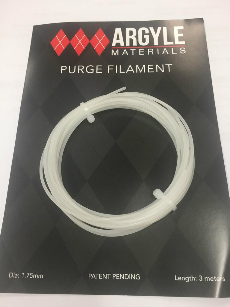 Fortus® Compatible Purge Filament