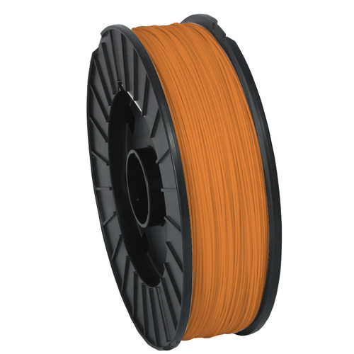 ABS P430  COMPATIBLE WITH STRATASYS ABSplus P430 FILAMENT CARTRIDGES/CASSETTES FOR DIMENSION 1200 PRINTERS: COLOR ORANGE
