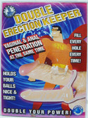 DOUBLE ERECTION KEEPER
