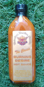 Burning Desire Classic Hot Sauce