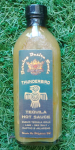 Burning Desire Thunderbird Tequilla Hot Sauce