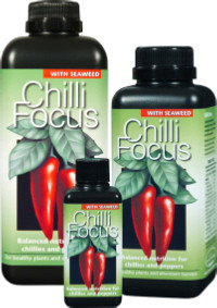 Chilli Focus Plant Food 300ml