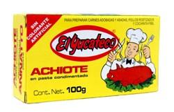 Achiote Paste 100gr