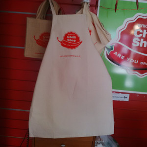 Brighton Chilli Shop Apron
