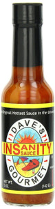 Dave's Insanity Sauce