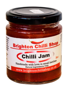 Chilli Jam of Brighton Chilli Shop 220g