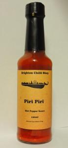 Piri Piri Hot Sauce Brighton Chilli Shop