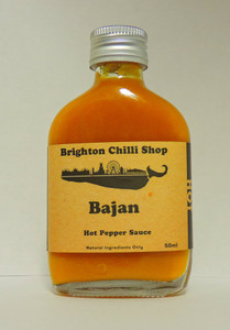 Mini Bajan hot sauce 5oml