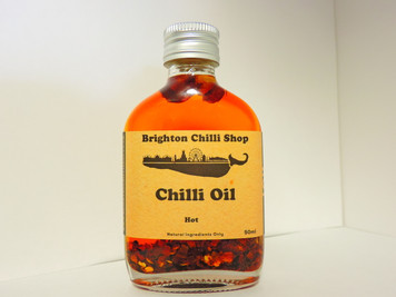 Mini Chilli Oil 50ml