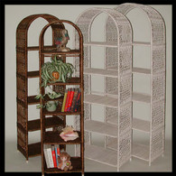Arches with Shelves