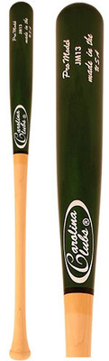 Carolina Clubs Maple Bat: Pro Model JM13