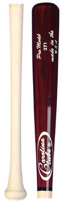Carolina Clubs Maple Bat: Pro Model 271