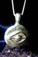 Psychic Pendant Blows Your Third Eye Wide Open! Merlin's Magick!