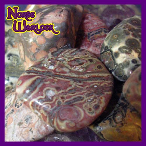 3 Leopardskin Jasper Gemstones Connect to Animal Spirits & Guides!