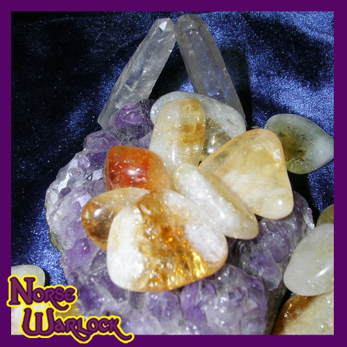 3 Metaphysical Golden Citrine Gemstones for Wealth! Metaphysical