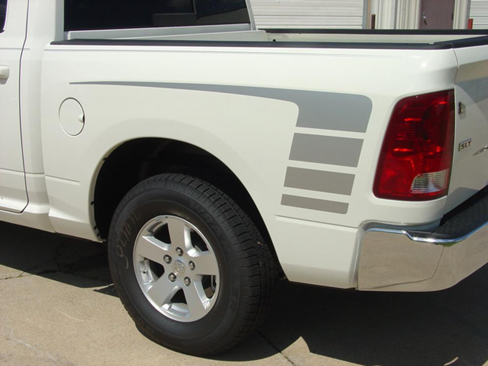 2009-2017 Dodge Ram Power Graphic Kit