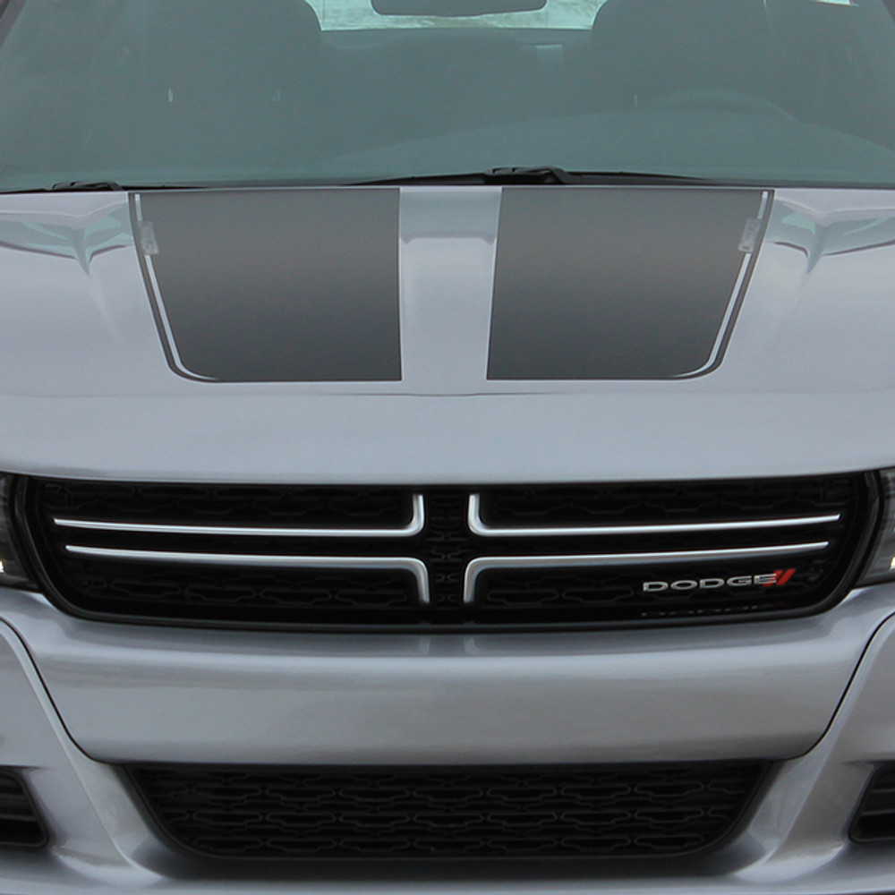 2015-2017 Dodge Charger Recharge Graphic Kit