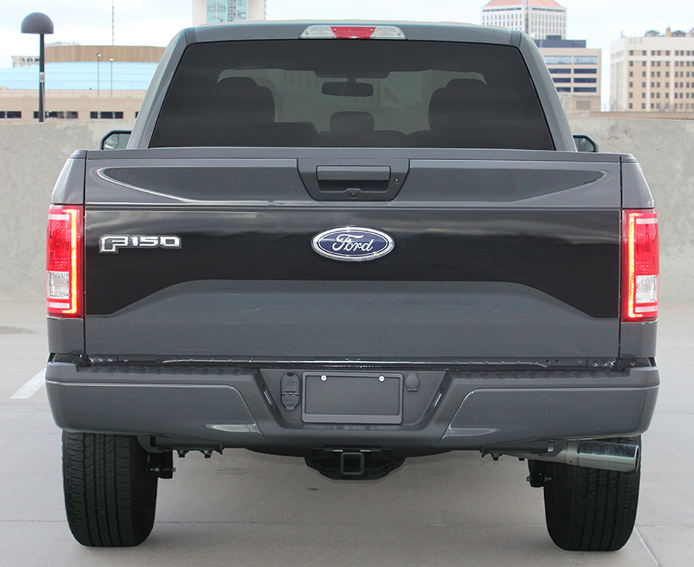 2015- 2017 Ford F-150 Rouse Vinyl Tailgate Graphic Kit