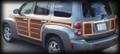 Chevrolet HHR Woody Woodgrain Kit