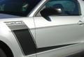 2010-2012 Ford Mustang Launch Graphic Kit