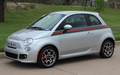 2011-2016 Fiat 500 Gucci Stripe Kit