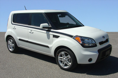 2008-2013 Kia Soul Mate Graphics Kit