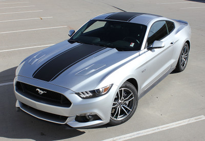 2015-2017 Ford Mustang Median Stripe Kit