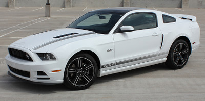 2013-2014 Mustang Cali Stripe Kit