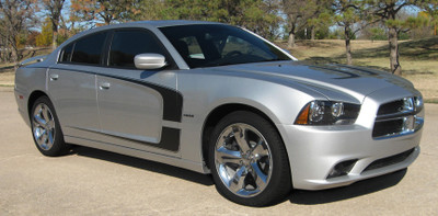 2011-2014 Dodge Charger C-Stripe Graphic Kit