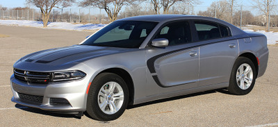 2015 Dodge Charger C-Stripe Graphic Kit