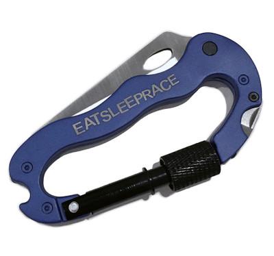 Multi Functional Tool Carabiner | Blue