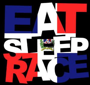 eat sleep race logo - photo #28