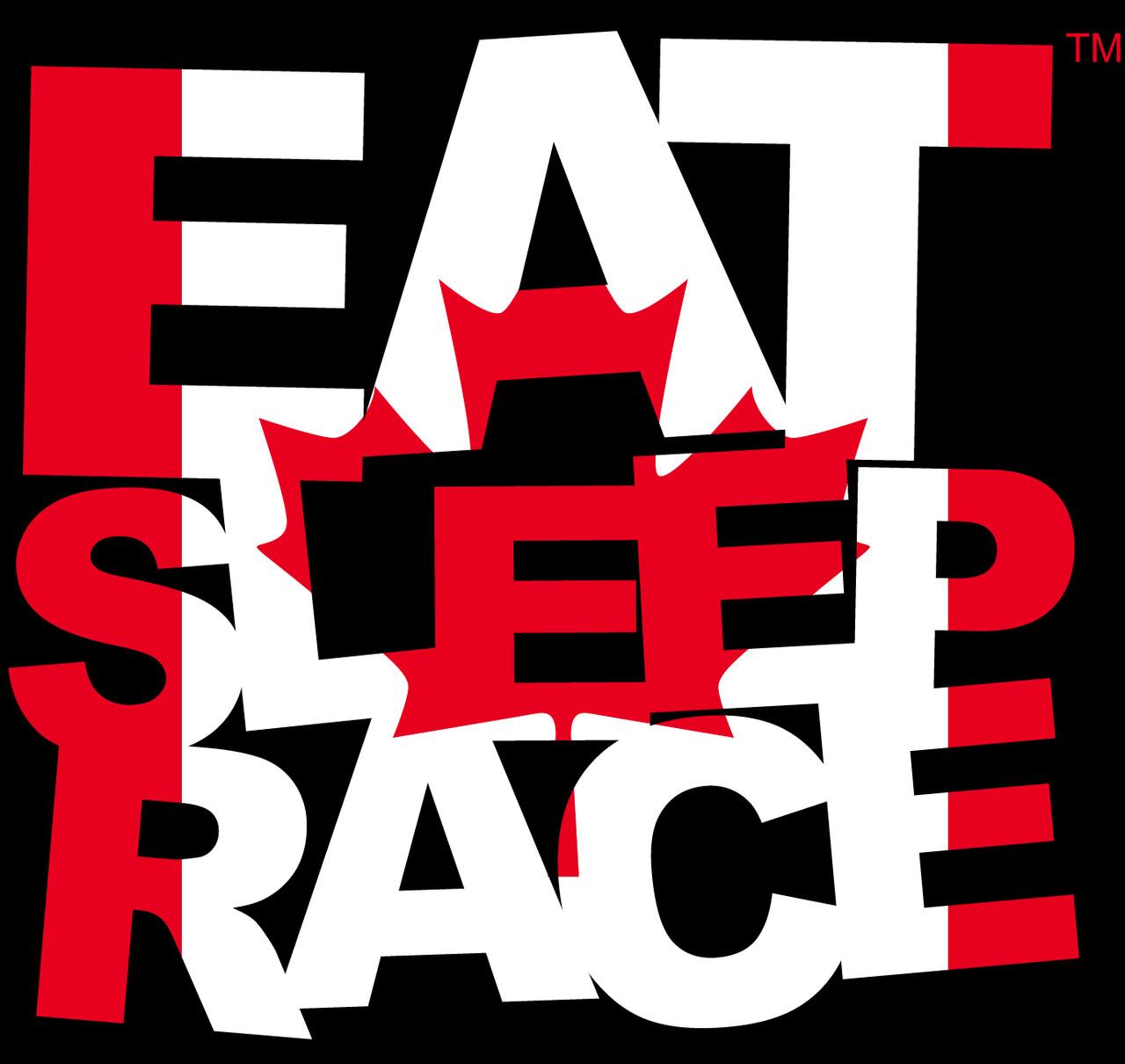 eat sleep race logo - photo #19