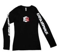 Ladies ESR Long Sleeve Shirt | Black