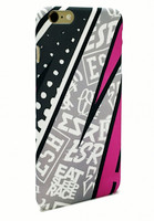 iPhone 6 Case | Pink Rad Pattern
