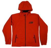 Grand Prix Windbreaker Jacket | Red