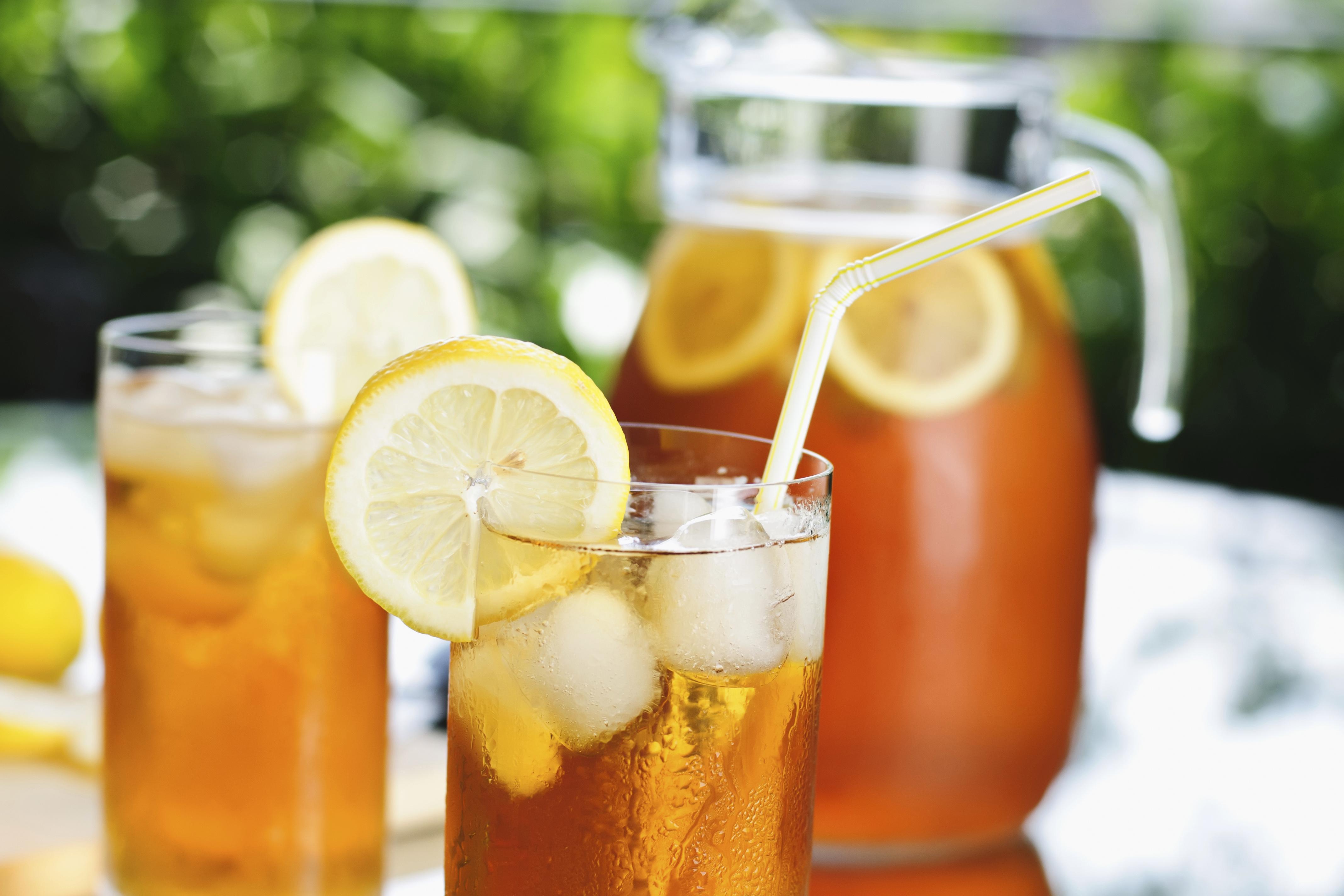 AMERICA'S ICED TEA!