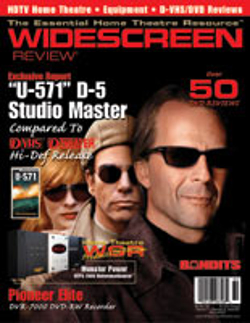 Widescreen Review Issue 060 - Bandits (May 2002)