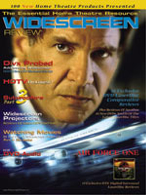 Widescreen Review Issue 027 - Airforce One (April 1998)