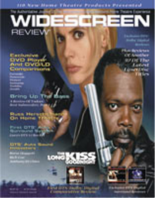 Widescreen Review Issue 024 - The Long Kiss Goodnight (May 1997)