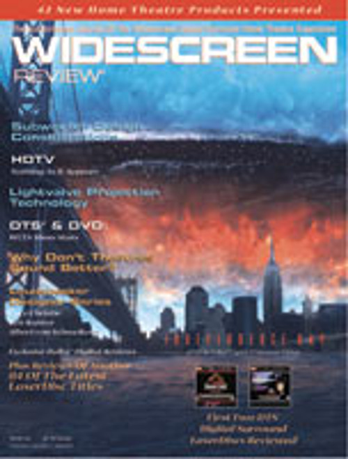 Widescreen Review Issue 023 - Independance Day (March 1997)