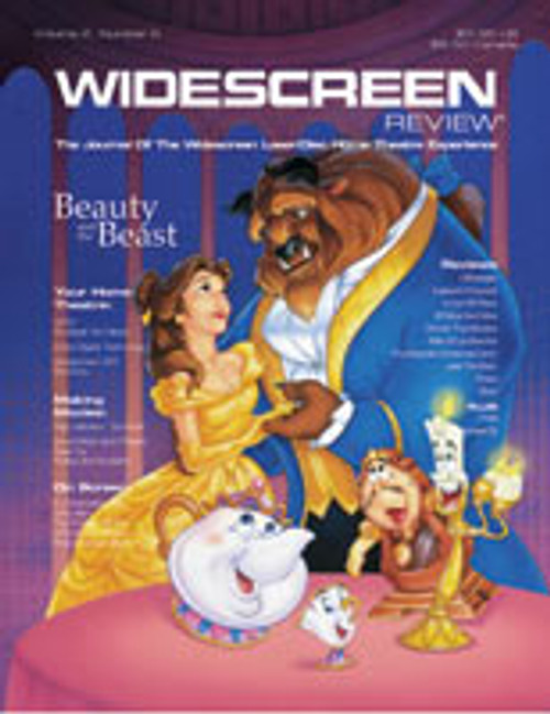 Widescreen Review Issue 006 - Beauty And The Beast (November/December 1993)