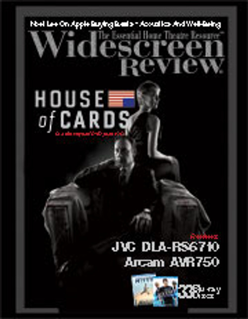 Widescreen Review Issue 187 - House Of Cards (June 2014)