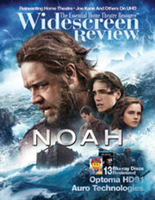 Widescreen Review Issue 188 - Noah (July/August 2014)