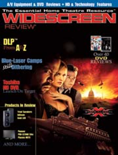 Widescreen Review Issue 099 - XXX: State Of The Union (August 2005)