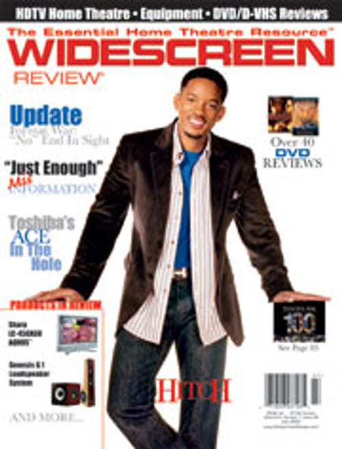 Widescreen Review Issue 098 - Hitch (July 2005)